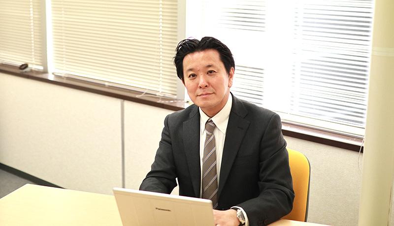 代表取締役 背戸土井 崇